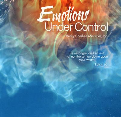 Emotions Under Control